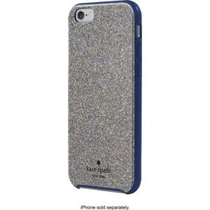 Kate Silver Sparkle iPhone 6/6s/7/8 Case